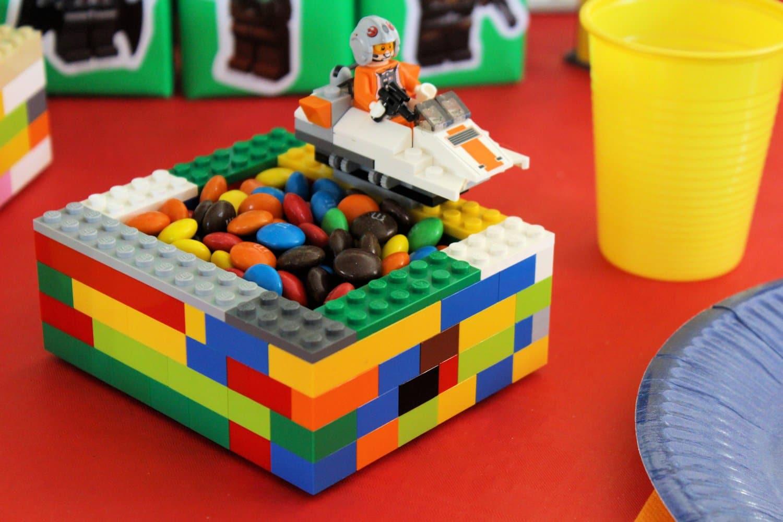 Exceptionnel Anniversaire Lego : deux ou trois idées faciles à réaliser – Guide  CP48